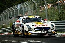 NLS - Rowe Racing will Siegesserie fortsetzen