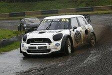 Formel 1 - Button und Coulthard fahren Rallycross