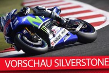 MotoGP - Video: MSM TV: Vorschau MotoGP in Silverstone
