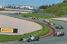 ADAC Formel 4 - Dienst setzt Siegessserie am Sachsenring fort