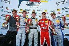 ADAC Formel 4 - Sachsenring: Siebter Saisonsieg für Marvin Dienst