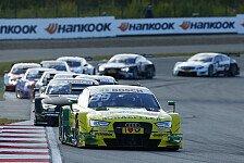 DTM - Rockenfeller-Sieg: Befreiung für Fahrer und Team