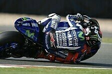 MotoGP - Lorenzo mit Kampfansage im zweiten Training