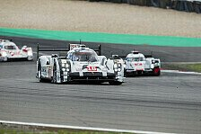 WEC - Video: Highlights nach zwei Stunden