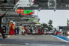 WEC - Video: Highlights nach vier Stunden