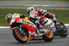 MotoGP - Pedrosa verpatzt Regen-Setup in Silverstone