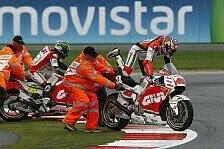 MotoGP - Die spektakulärsten teaminternen Abschüsse