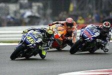 MotoGP - Chaos-GP: Lorenzo stürzt bei Marquez-Sieg
