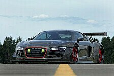 Auto - Veredelter Audi R8 V10 Plus: POTTER and RICH pr�sentiert Sonderserie RECON mc8