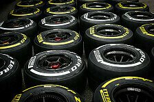 Formel 1 - Teams setzen sich gegen Pirelli durch