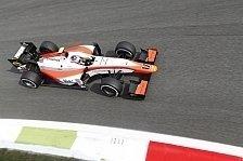 GP2 - Rene Binder: Starke Vorstellung in Monza