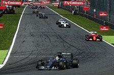 Formel 1 - Berger: Formel 1 sollte mehr wie MotoGP sein