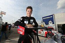 Supercup - Jeffrey Schmidt: Rennfahrer vs. Student