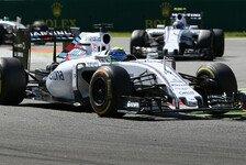 Formel 1 - Massa von Cockpit 2017 überzeugt