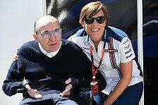 Formel 1, Abschied der Gründerfamilie: Williams im Wandel