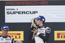Supercup - Müller holt Vizetitel im Porsche Mobil 1 Supercup