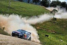 WRC - Rallye Australien: Die Stimmen vom Freitag