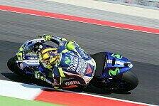 MotoGP - Yamaha kopiert Ducati: Flügel an der M1