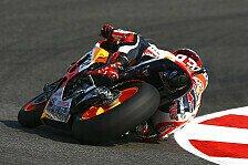 MotoGP - Marquez im Rennen Opfer der Reifen?