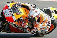 MotoGP - Pedrosa hat Plan fürs Rennen
