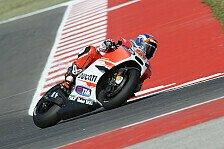 MotoGP - Ducati: Pirro versägt Stammfahrer im Qualifying