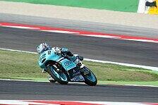 Moto3 - FP3: Kent pulverisiert Streckenrekord