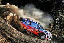 WRC - Hyundai-Fahrer: Ehrfurcht vor Rallye Korsika