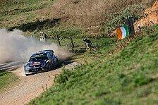 WRC - Rallye Australien: Die Stimmen vom Samstag