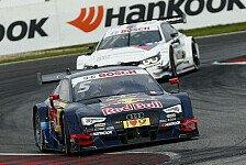 DTM - Die Audi-Stimmen zum Wochenende