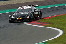 DTM - Spengler nach Top-Start Zweiter