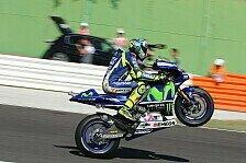 MotoGP - Valentino Rossi zeigt Spezial-Helm für Misano