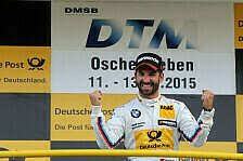 DTM - Glock freut sich über bestes Wochenende der Saison