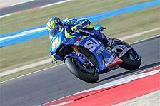MotoGP - Suzuki: Probleme zum Wochenend-Beginn