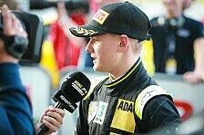 ADAC Formel 4 - Tomczyk: Schneller Lernprozess bei Mick Schumacher