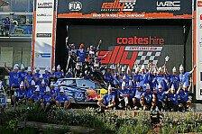 WRC - Bilder: Rallye Australien - Tag 3 & Podium