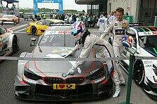 DTM - Blomqvist strahlt über größten Tag der Karriere