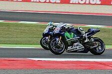 MotoGP - Yamaha-Debakel: Genervt, verzockt, gestürzt