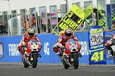 MotoGP - Ducati in Misano: Armpump kein Problem