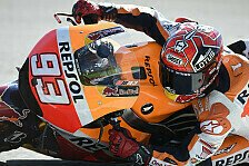 MotoGP - Honda-Land Aragon: Marquez in Favoritenrolle?