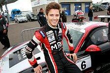 Carrera Cup - Jeffrey Schmidt auf dem Weg zur Vize-Meisterschaft