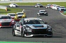 Motorsport - Audi Sport TT Cup - Podium für Dennis Marschall