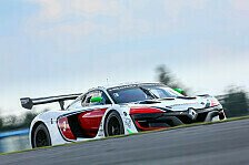 Motorsport - Indy Dontje beherrscht das Wetterchaos