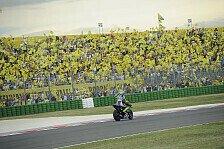 MotoGP - Yamaha in Misano: Rossi will bei Heim-GP aufdrehen
