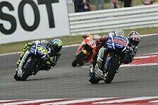 MotoGP - Honda-Pleite am Freitag: Wirklich nur die Reifen?