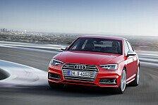 Auto - Sportliches Hightech: Der neue Audi S4