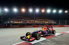 Formel 1 - T�uschungsman�ver: Kvyat besiegt Mercedes: Top-Favorit Red Bull?
