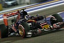 Formel 1 - Toro Rosso: Verstappen widersetzt sich Teamorder