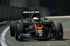 Formel 1 - Alonso: Würde gerne mit Button weiterarbeiten