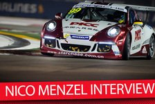 Formel 1 - Video: MSM TV - F1 in Singapur: Nico Menzel Interview