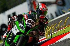 Superbike - Sykes am Freitag auf Vizemeister-Kurs